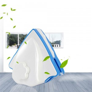 Double Sided Adjustable Magnetic Glass Wipe Window Cleaner