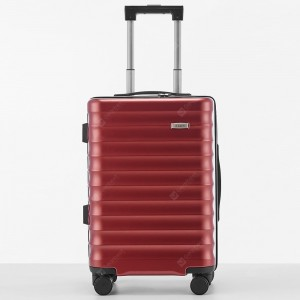 AKSEN 20 inch Business Hardside Luggage Mute Caster Board Chassis Suitcase