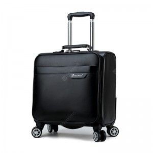 Luggage Case Business Casual Lock Universal Wheel