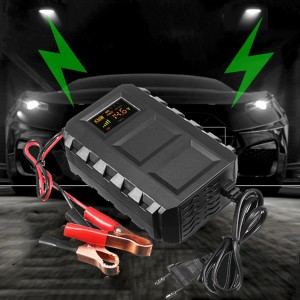 12V 20A Intelligent Automobile Battery Car Motorcycle Lead Acid Battery Charger