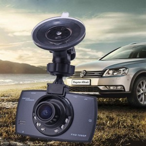 1080P HD Auto Car DVR Camera Dash Video Recorder LCD G-sensor Night Vision G30