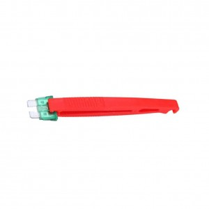 Car Van Automotive Fuse Blade/Glass Fuse Puller Long Removal Tool