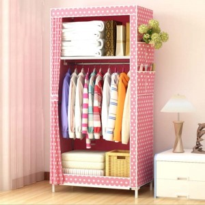 Wardrobe Bedroom Furniture Simple Modern Non-Woven Folding Small Type Furniture