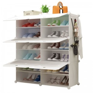1Pc Shoes Shelf Simple Multi-Layer DIY Home Shoes Organizer